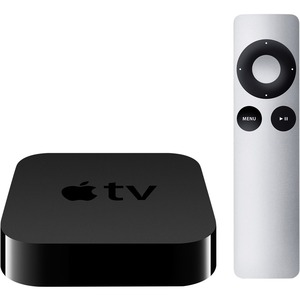 Apple TV Network Audio/Video Player