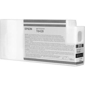 Encre Epson Noir 150 ml pour Stylus Pro 7700, Pro 7890, Pro 7900, Pro - C13T642800
