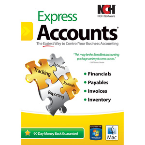 Express Accounts Accounting Reports Inventory Payables For / Mfr. No.: Ret-Ea001