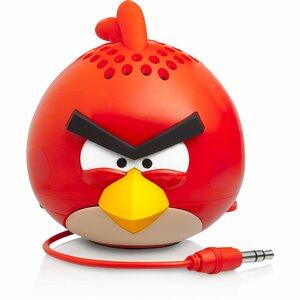 Gear4 Classic Red Bird Speaker System