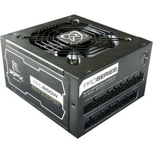 850w Pro Black Edition Psu W/ Full Modular Cables 80 Plus / Mfr. No.: P1850bbefx
