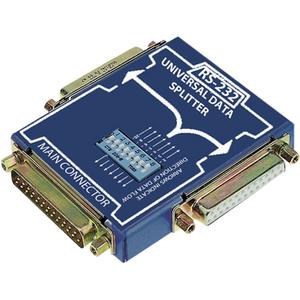 B+B RS-232 Universal Data Splitter
