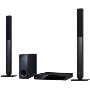 LG 3D Blu-ray/DVD Home Cinema System