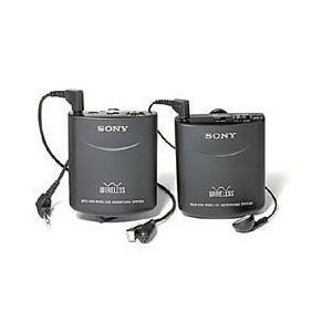 Sony 900mhz Wireless Lapel Mic For Camcorder / Mfr. No.: WCS999