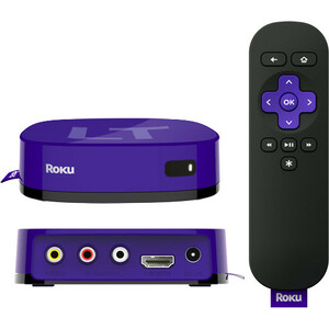 Roku LT Network Audio/Video Player