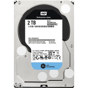 7200 RPM SATA 6gb/S 64mb 3.5in Disc Prod Special Sourcing See Not / Mfr. No.: Wd2000f9yz