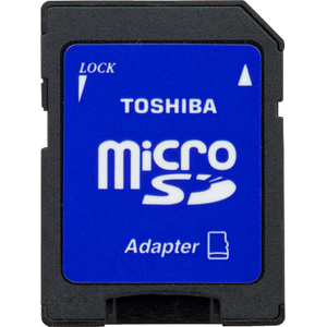32gb Microsd With Standard Adapter / Mfr. No.: Pfm032u-1dak