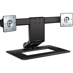 Adjustable Dual Monitor Stand / Mfr. Item No.: Aw664ut#Aba