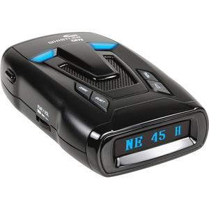 Whistler CR75 Laser Rader Detector, Blue OLED Text