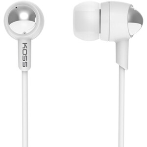 White Noise Isolating Earbud W/ Mic Comes With S/M/L Cushion / Mfr. No.: Keb30iw