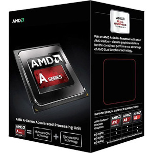 A6 6400k Dc Fm2 1mb 65w 4100 Box Black Edition Apu / Mfr. No.: Ad640kokhlbox