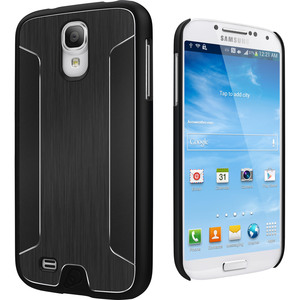 Urbanshield Black Brushed Aluminum Metal Case For Galaxy / Mfr. No.: Cy1181cxurb