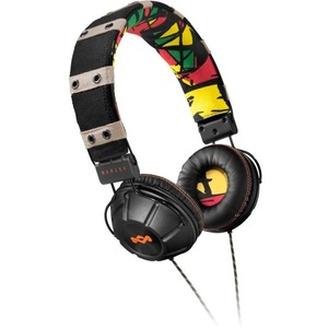 Marley Rebel On-Ear Headphones