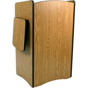 Multimedia Computer Lectern Finish Maple Cust Pays Frt / Mfr. No.: Sn3230-Mp
