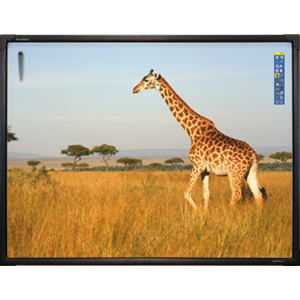 Promethean ActivBoard Touch with Ultra Short Throw Projector