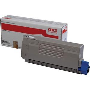 OKI - Noir - original - cartouche de toner pour MC760dn, MC760dnfax, MC760dnvfax - 45396304