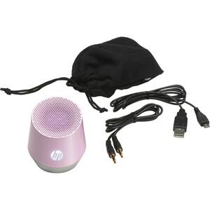 HP Mini S4000 (Blink Pink) Portable Speaker