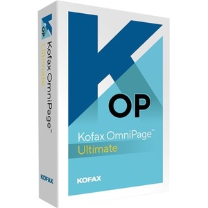 Upgrade Eng Omnipage Ultimate Us Mailer / Mfr. No.: E789a-K00-19.0