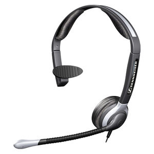 Cc 510 Over The Head Monaural Headset / Mfr. No.: 005357