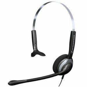 Sh200 Series Over-The-Head Monaural Headset / Mfr. No.: 500222