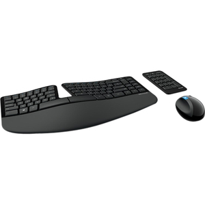 Sculpt Ergonomic Desktop USB Keyboard Keypad Mouse Combo / Mfr. No.: L5v-00001