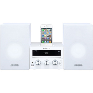 Kenwood Micro Hi-Fi With DVD, iPod / iPhone Dock & USB Port