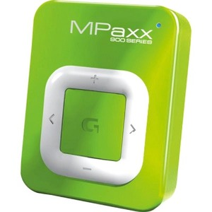 Grundig MPaxx 920 2GB Flash MP3 Player