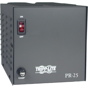 Tripp Lite PR25 DC POWER SUPPLY