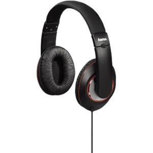 "Hama ""HK-3033"" Over-Ear Stereo Headphones"