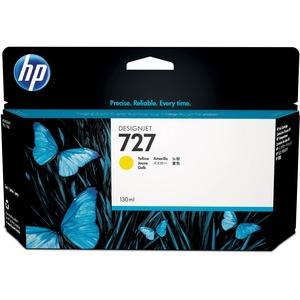 Encre HP Jaune N° 727 - Encre à Colorant - B3P21A