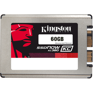 60gb Ssdnow Kc380 Ssd Micro Sata 3 1.8in / Mfr. no.: SKC380S3/60G