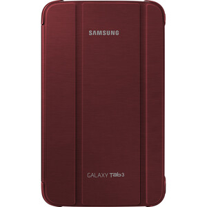 Book Cover Red For Galaxy Tab 3 8 / Mfr. No.: Ef-Bt310breguj