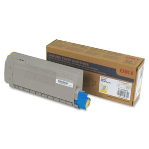 11.5k Yellow Toner Cart F/Mc770 And Mc780 Series / Mfr. No.: 45396209
