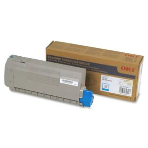 11.5k Cyan Toner Cart For Mc770 And Mc780 Series / Mfr. no.: 45396211