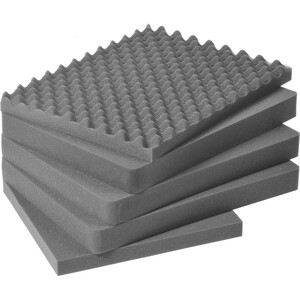 5pc 1611 Replacement Foam For 1610 Cases / Mfr. No.: 1610-400-000