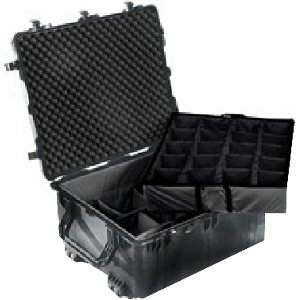 1690 Transport Case Nf Od Green No Foam 33x29x18 / Mfr. No.: 1690-001-130