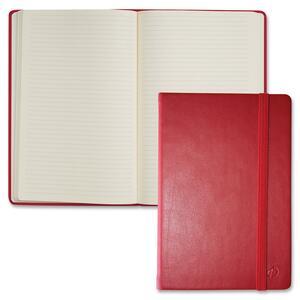 "Quo Vadis Habana Notebook, 8-1/4""x11-3/4"", 80 Shts, Red"
