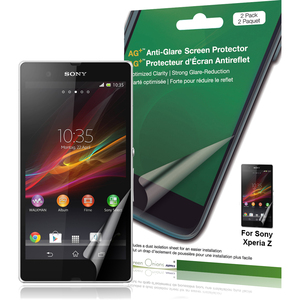 Ag+ Anti-Glare Screen Protector For Sony Xperia Tablet Z / Mfr. No.: Rt-Spsxz02hd