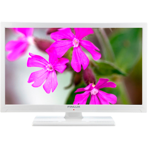 Finlux 22'' LED TV, Full-HD 1080p, Freeview & PVR, White (22F6050W)