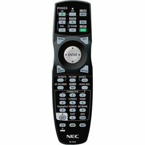 Replacement Remote Control For Np-Px700w Np-Px750u Np-Px800x P / Mfr. No.: Rmt-Pj35