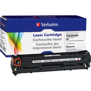 Hp Ce263a Magenta Toner Remanufactured For Cp4025 Cp452 / Mfr. no.: 98337