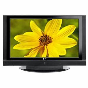"""LG 42PC1RV 42"""" Plasma TV"""
