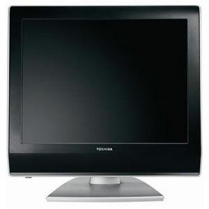 "Toshiba 15VL64G 15"" LCD TV"