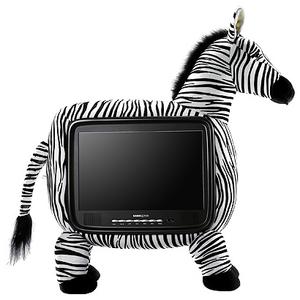 Hannspree Novelty HANNSzebra LCD TV