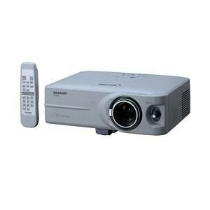 Sharp PG-B10S Data Projector