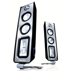Philips MMS321 Multimedia Speaker System