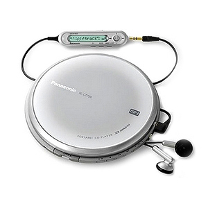 Panasonic SL-CT720 CD MP3 Player