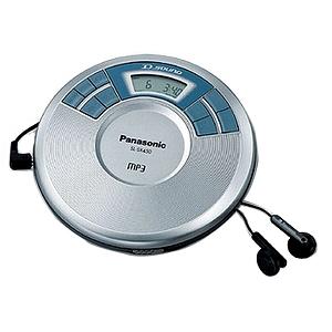Panasonic SL-SX450 CD MP3 Player