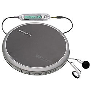 Panasonic SL-CT810 CD MP3 Player