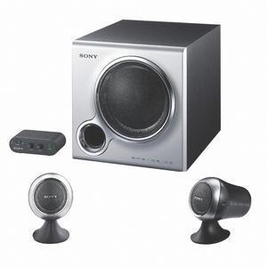 Sony SRS-D2100 Multimedia Speaker System